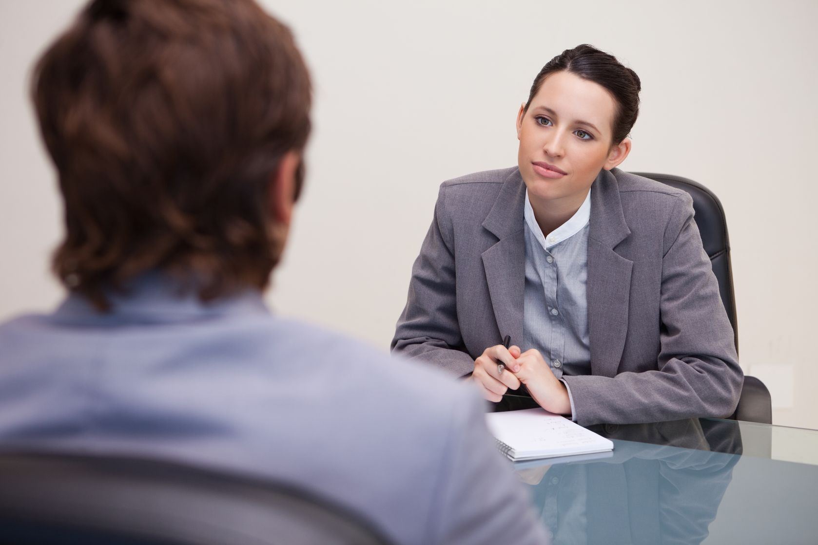 essay on interview with a manager