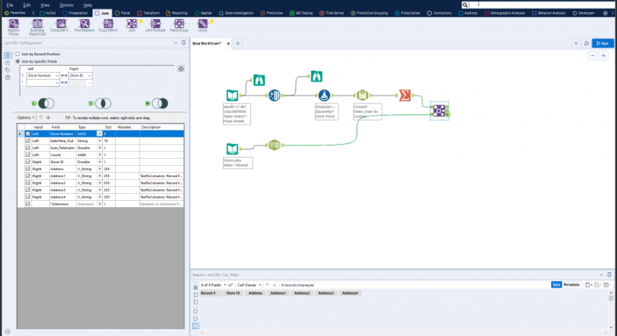 Alteryx for Business Intelligence