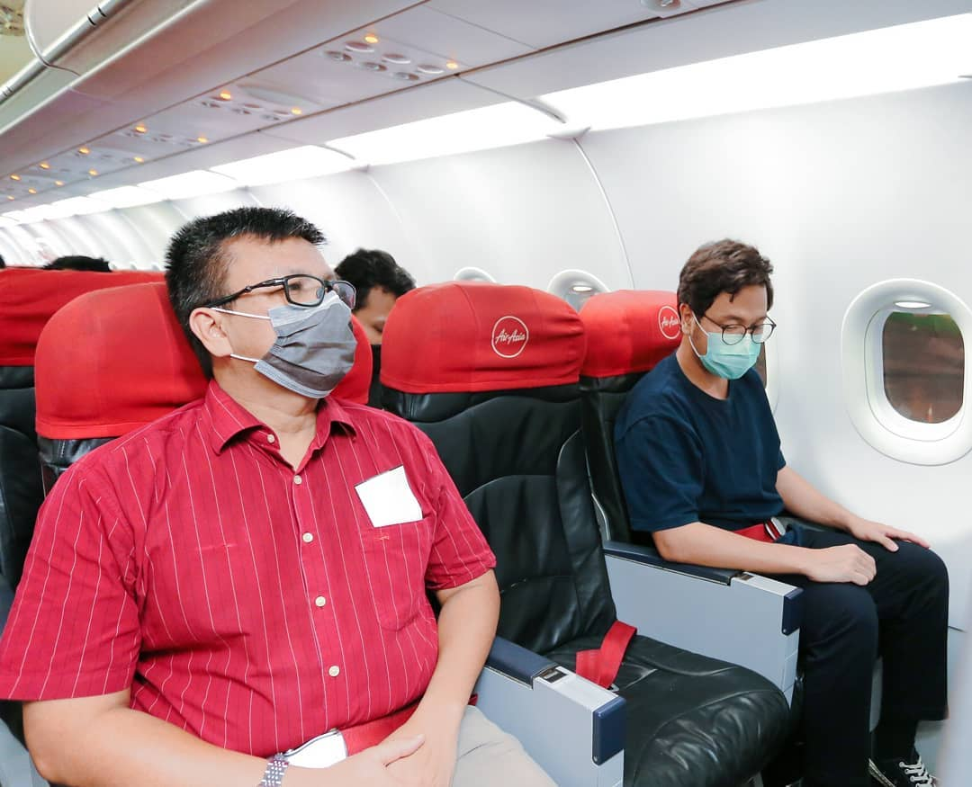 airasia fighting corona virus