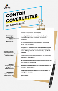 contoh cover letter magang