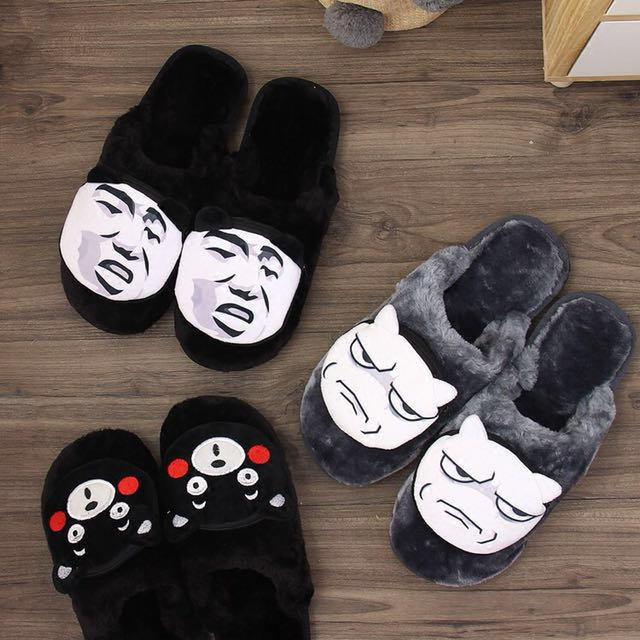 Save your co-worker's feet and be a memorable Secret Santa. :P