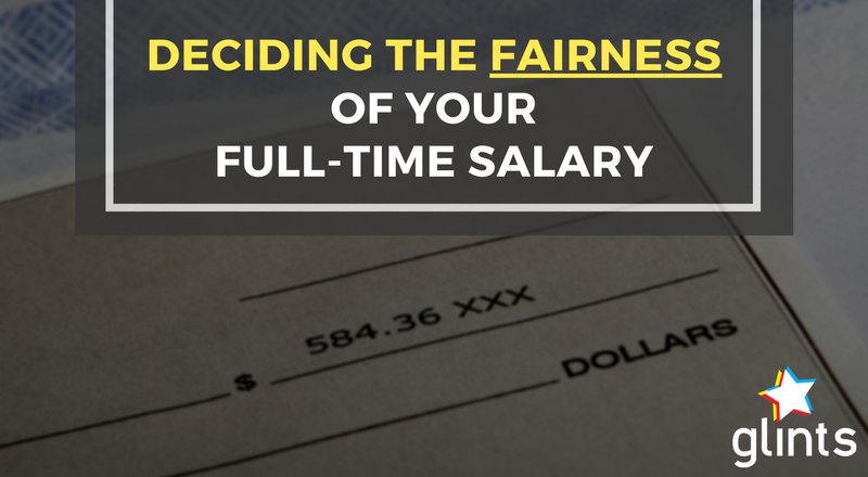 Is Your Full Time Salary In Singapore Fair