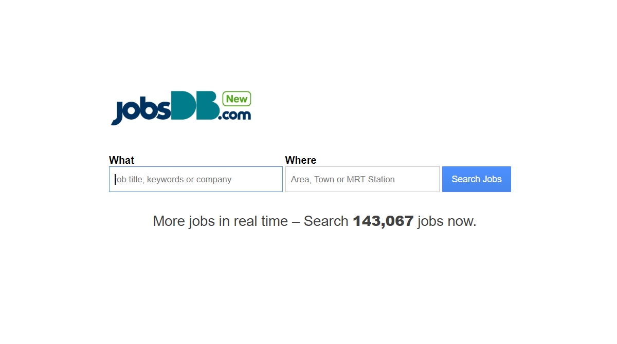 jobsdb job portal in singapore