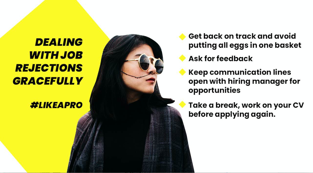 4 signs you're about to get job rejections and how to deal with it
