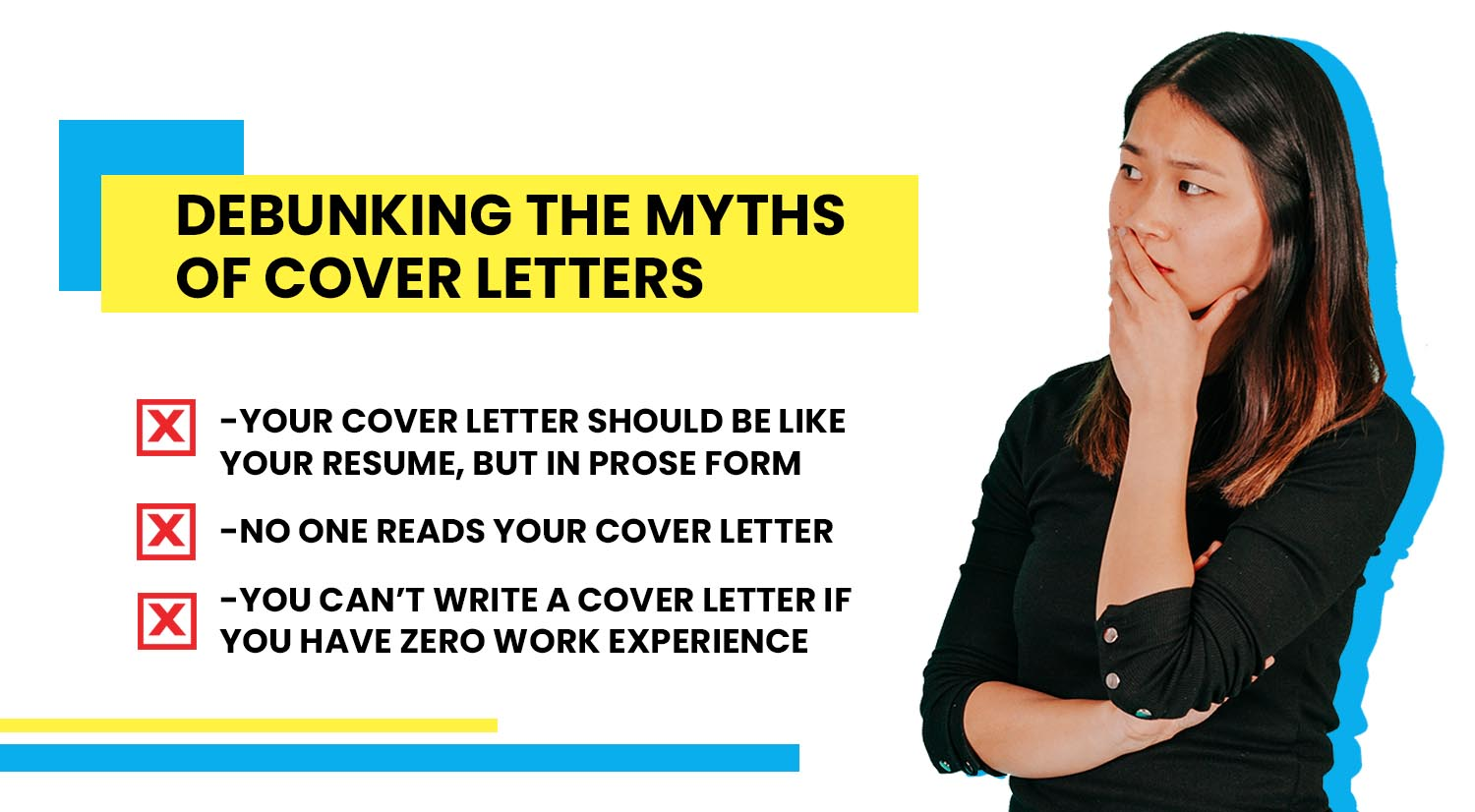 what is a cover letter myth